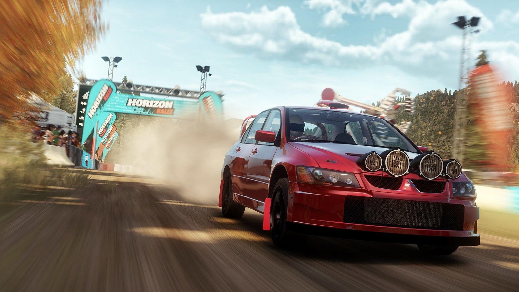 Forza Horizon: Rally Expansion - Playground Games