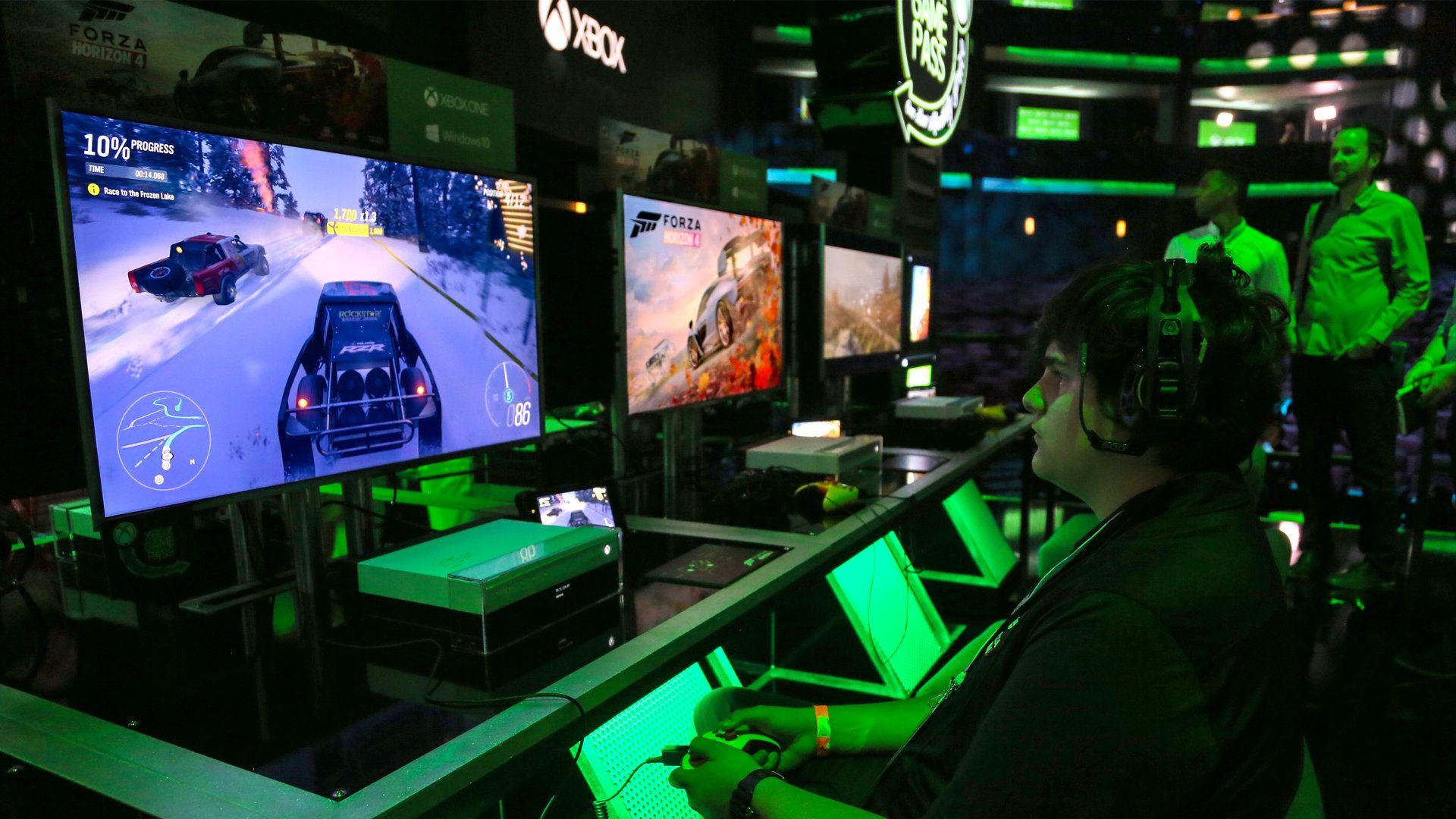 Forza Horizon 4 E3 2018 Playground Games