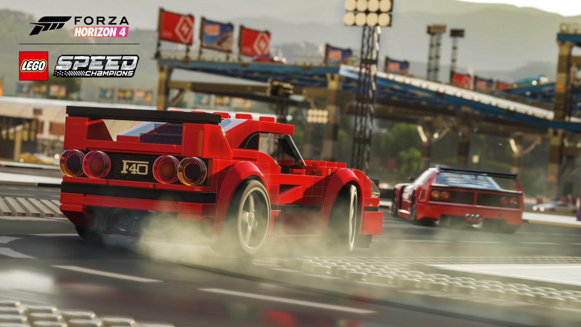 Forza Horizon 4: LEGO Speed Champions - Playground Games